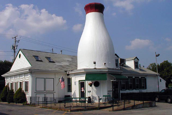 Frates Bottle Restaurant - Ice Cream -  www.WhalingCity.net