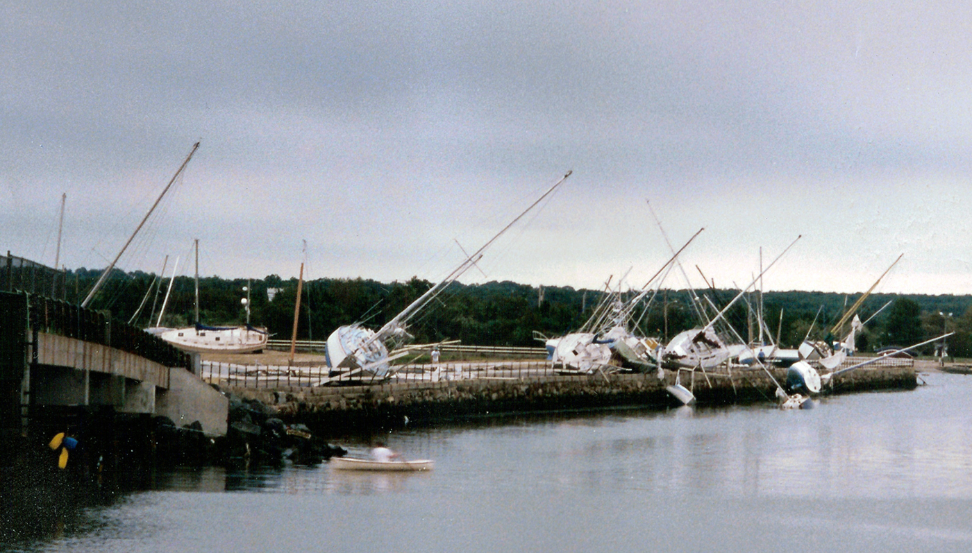 New Bedford History From 1990 To 1999