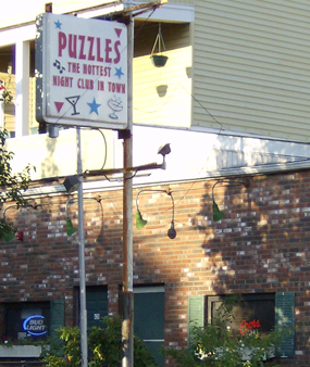 Puzzles Lounge - New Bedford