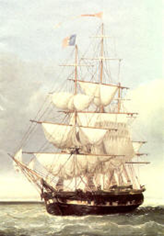 whaling ship - www.WhalingCity.net