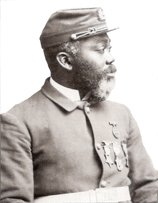 Sergeant William H. Carney African American Medaol of Honor recipient civil war - www.WhalingCity.net -